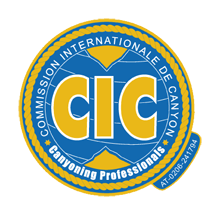 CIC Logo Canyoning Professionals