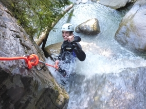 Abseiler Canyoning Vorarlberg