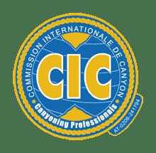 CIC Logo Canyoning Professionals