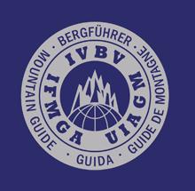 Bergführer und Guides Logo