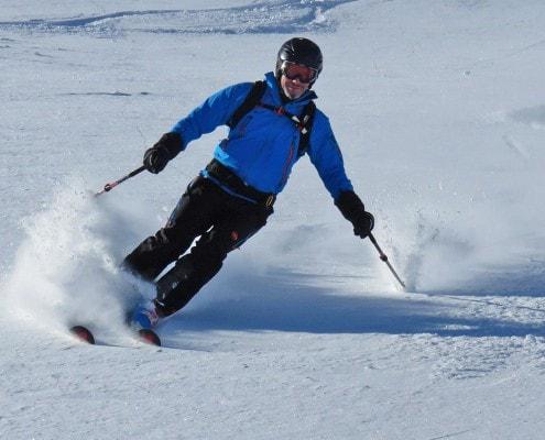 Freeride und Powder am Arlberg / Albona
