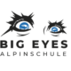 Logo for Big Eyes Alpinschule ist dein Outdoor Adventure Partner